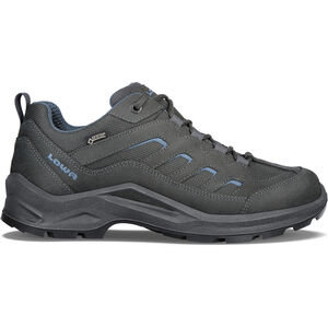 Lowa Sesto GTX Low Shoes Herren anthracite/blue anthracite/blue