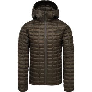 The North Face ThermoBall Eco Hoodie Jacke Herren new taupe green matte new taupe green matte