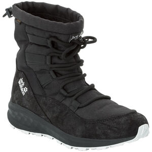 Jack Wolfskin Nevada Texapore Mid-Cut Schuhe Damen black/black black/black