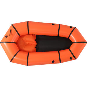 nortik Light-Raft Boat orange/schwarz orange/schwarz