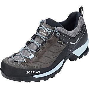 SALEWA MTN Trainer GTX Shoes Damen charcoal/blue fog charcoal/blue fog