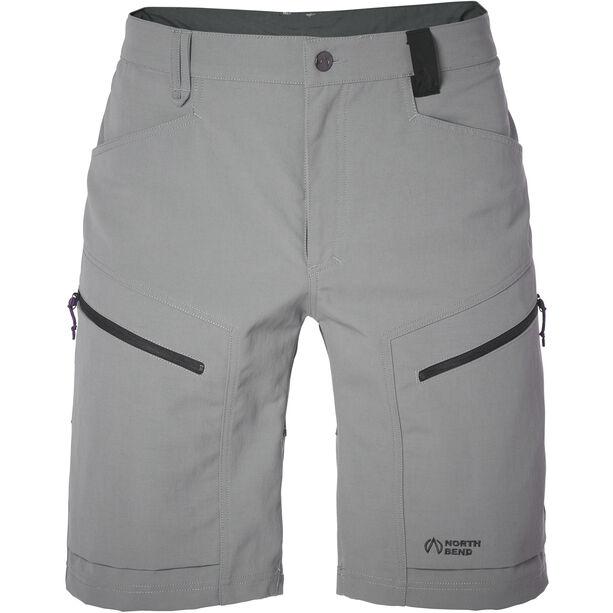 North Bend Trekk Shorts Herren urban grey