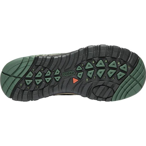 Keen Terradora WP Mid-Cut Schuhe Damen duck green/quiet green