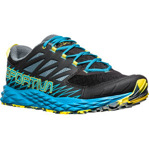 La Sportiva Lycan Running Shoes Herren black/tropic blue black/tropic blue