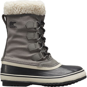 Sorel Winter Carnival Stiefel Damen quarry/black quarry/black