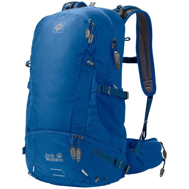 Jack Wolfskin Moab Jam 34 Daypack electric blue