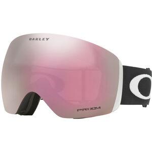 Oakley Flight Deck Snow Goggles Herren matte black/w prizm hi pink iridium matte black/w prizm hi pink iridium