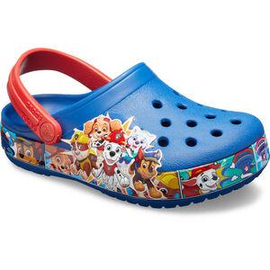 Crocs Fun Lab Paw Patrol Band Clogs Kinder blue jean blue jean