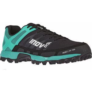 inov-8 Mudclaw 300 Running Shoes Damen black/teal black/teal