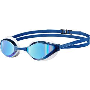 arena Python Mirror Goggles blue mirror-white blue mirror-white