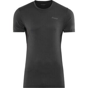 Bergans Fløyen T-Shirt Herren black/solid charcoal black/solid charcoal
