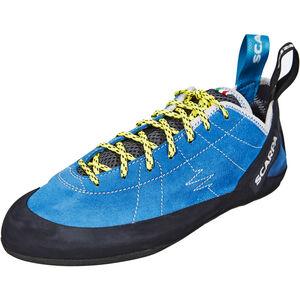 Scarpa Helix Climbing Shoes Herren hyper blue hyper blue