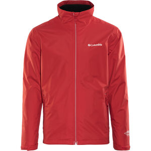 Columbia Bradley Peak Jacket Herren red spark red spark