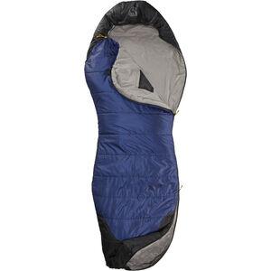 Nordisk Puk +10° Curve Sleeping Bag XL true navy/steeple gray/black true navy/steeple gray/black