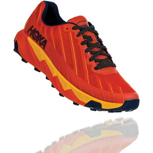 Hoka One One Torrent Laufschuhe Herren tangerine tango/old gold tangerine tango/old gold