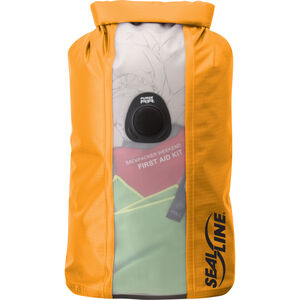 SealLine Bulkhead View Dry Bag 10l orange orange