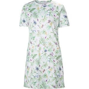 Helly Hansen Malla Dress Damen white print white print