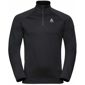Odlo Pillon Half Zip Midlayer Herren black black