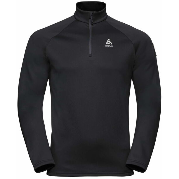 Odlo Pillon Half Zip Midlayer Herren black