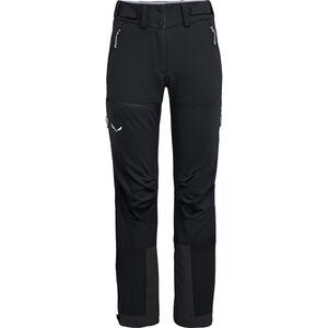 SALEWA Ortles 2 WS/DST Pants Damen black out black out