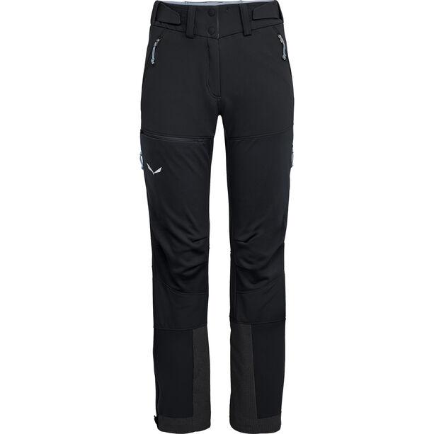 SALEWA Ortles 2 WS/DST Pants Damen black out