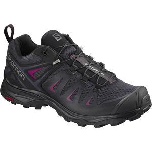 Salomon X Ultra 3 Shoes Damen graphite/black/citronelle graphite/black/citronelle