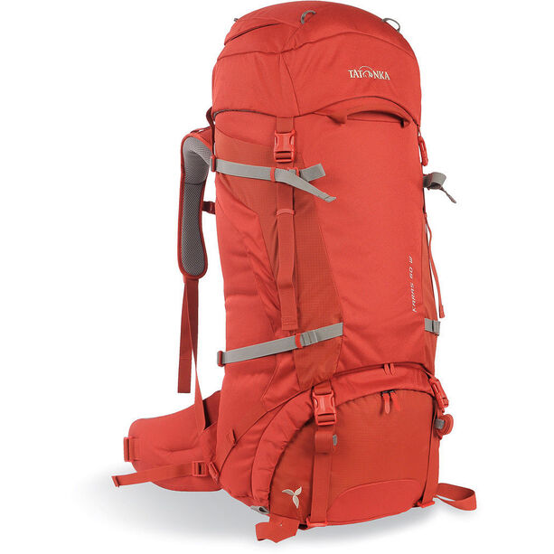 Tatonka Karas 60+10 Backpack Damen redbrown