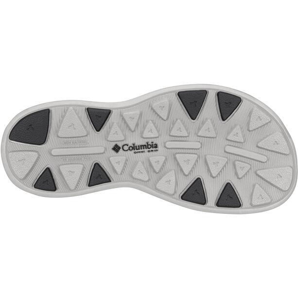 Columbia Techsun Wave Sandals Kinder shark/grey ice
