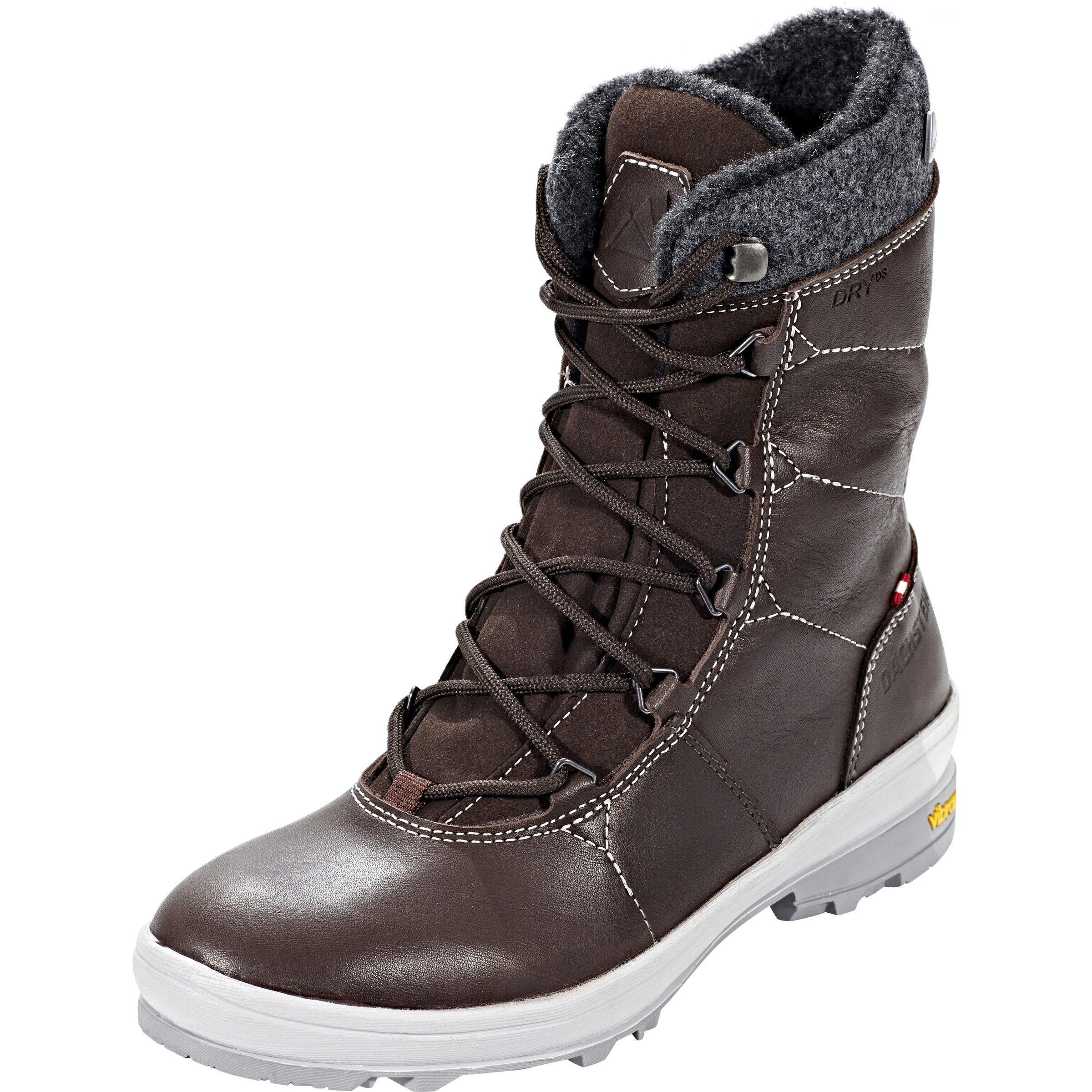 Dachstein Browngrey Lotte Shoes Dark Damen IYv7yb6fg