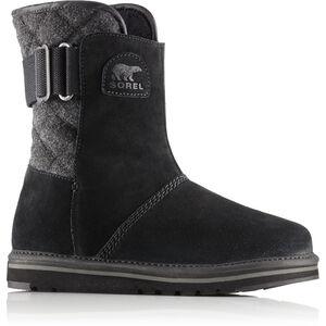 Sorel Newbie Boots Damen black/grill black/grill