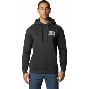 Mountain Hardwear Berkeley 93 Pullover Hoody Herren heather black heather black