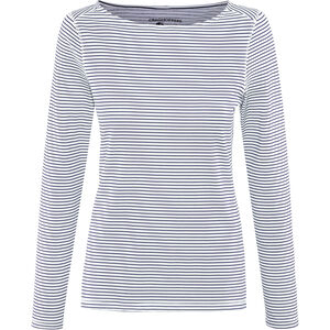 Craghoppers NosiLife Erin II Longsleeved Top Damen blue navy stripe blue navy stripe