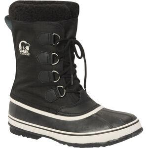 Sorel 1964 Pack Nylon Boots Herren black/tusk black/tusk