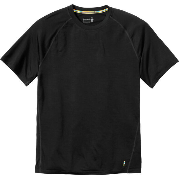 Smartwool Merino 150 Baselayer Shortsleeve Herren black