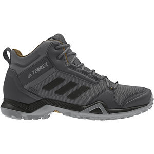 adidas TERREX AX3 Mid GTX Shoes Herren grey five/core black/mesa grey five/core black/mesa