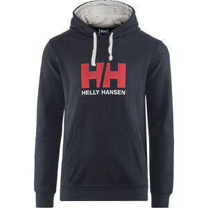 Helly Hansen HH Logo Hoodie Herren navy navy