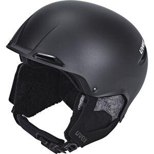 UVEX Jakk+ Style Helmet black mat black mat