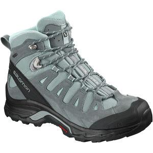 Salomon Quest Prime GTX Shoes Damen lead/stormy weather/eggshell blue lead/stormy weather/eggshell blue