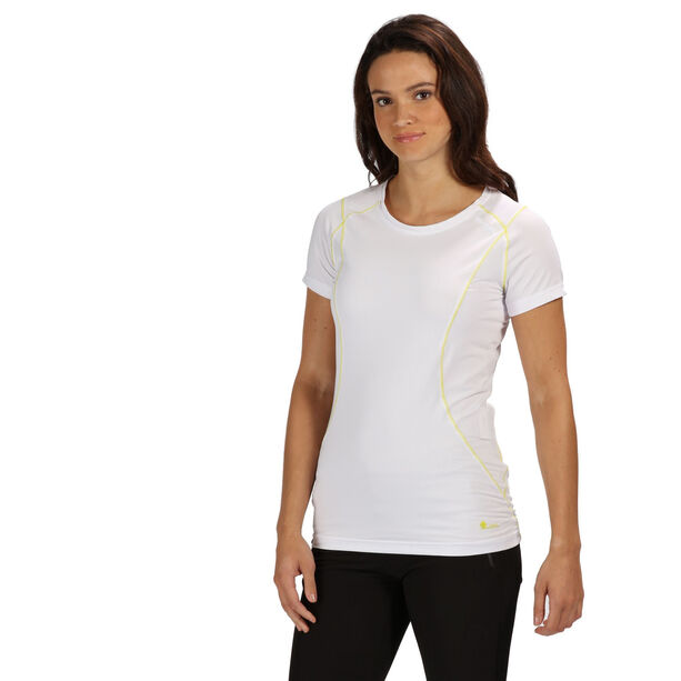Regatta Virda III SS T-Shirt Damen white