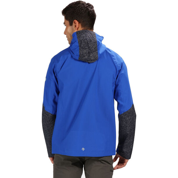 Regatta Montegra II Jacket Herren surf spray/navy reflective
