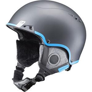 Julbo Leto Ski Helmet Kinder gray/blue gray/blue