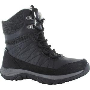Hi-Tec Riva WP Mid-Cut Schuhe Damen black black