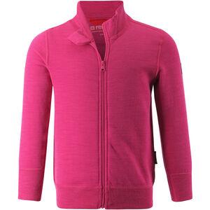 Reima Mahin Sweater Kinder raspberry pink raspberry pink
