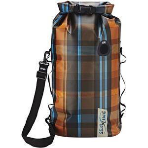 SealLine Discovery Dry Bag 30l olive plaid olive plaid