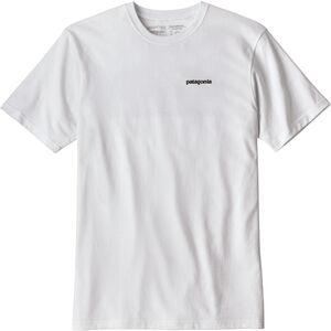 Patagonia P-6 Logo Responsibili-Tee Herren white white