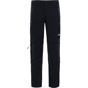 The North Face Exploration Convertible Pants Long Herren tnf black tnf black