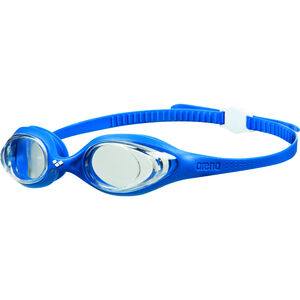 arena Spider Brille clear/blue/white clear/blue/white
