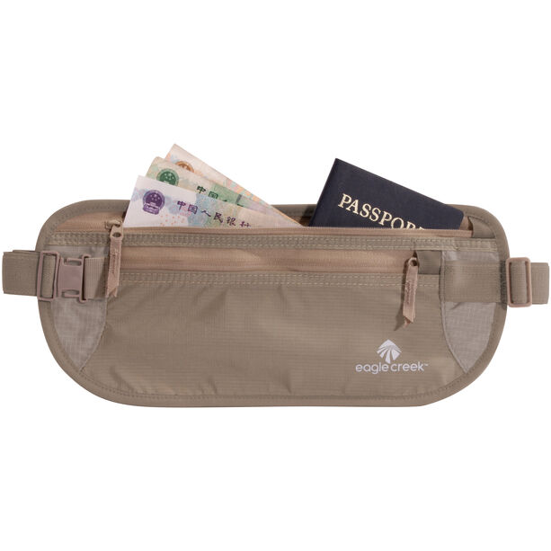 Eagle Creek Undercover Money Belt DLX khaki