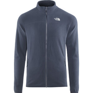 The North Face 100 Glacier Full-Zip Jacket Herren urban navy/urban navy urban navy/urban navy