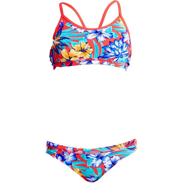 Funkita Racerback Two Piece Bikini Mädchen aloha from hawaii